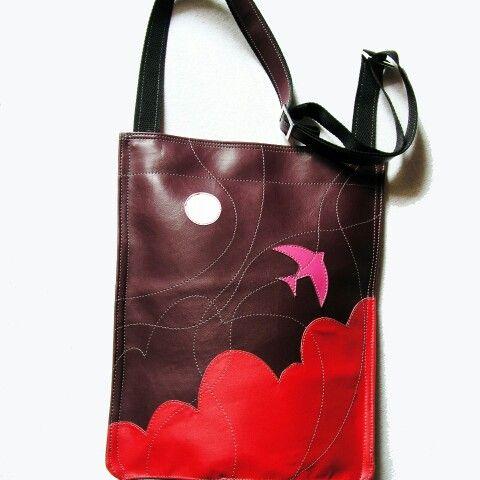 handmadd Leather bag
