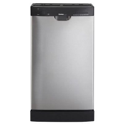 "Danby 18"" Built-In Dishwasher"