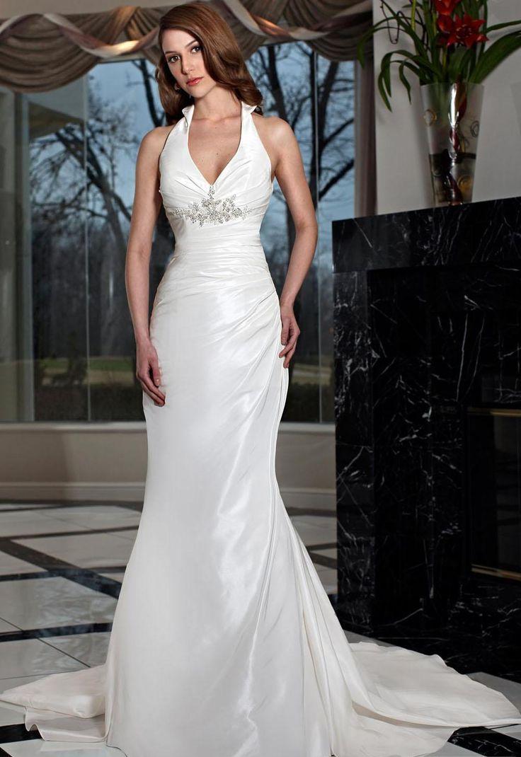 599 best Empire Waist Wedding Dresses images on Pinterest   Wedding ...