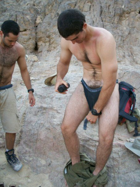 amateur young naked israeli guys