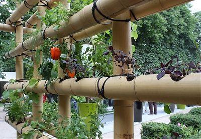 de belles id es pour accueillir fleurs fruits et l gumes au c ur de la ville 33 herringbone. Black Bedroom Furniture Sets. Home Design Ideas