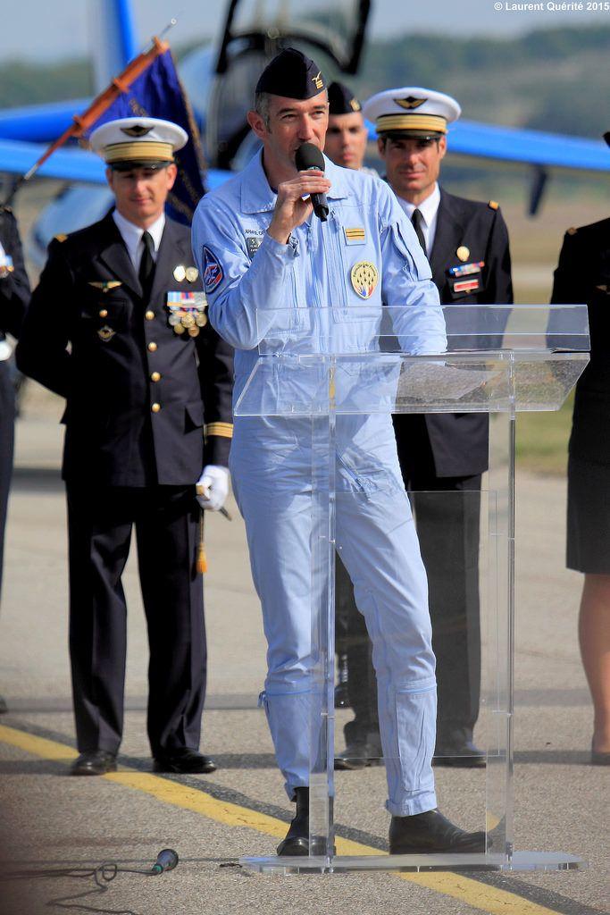 Pilote de la Patrouille de France