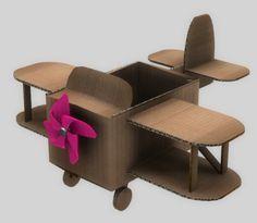 cardboard airplane                                                       …