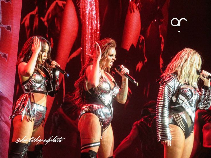 Little Mix performing at the Glory Days Tour in Birmingham, UK ~ November 17, 2017