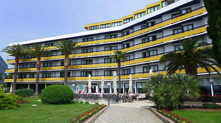 Accommodation: Hotel Ilirija, Ilirija Resort, Biograd na Moru, Croatia