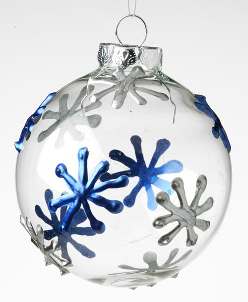 iLoveToCreate Blog: 6 Ways To Transform Your Ornaments With Puffy Paint
