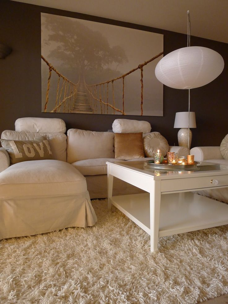 Beige And Brown Living Room Classic Interiors Pinterest