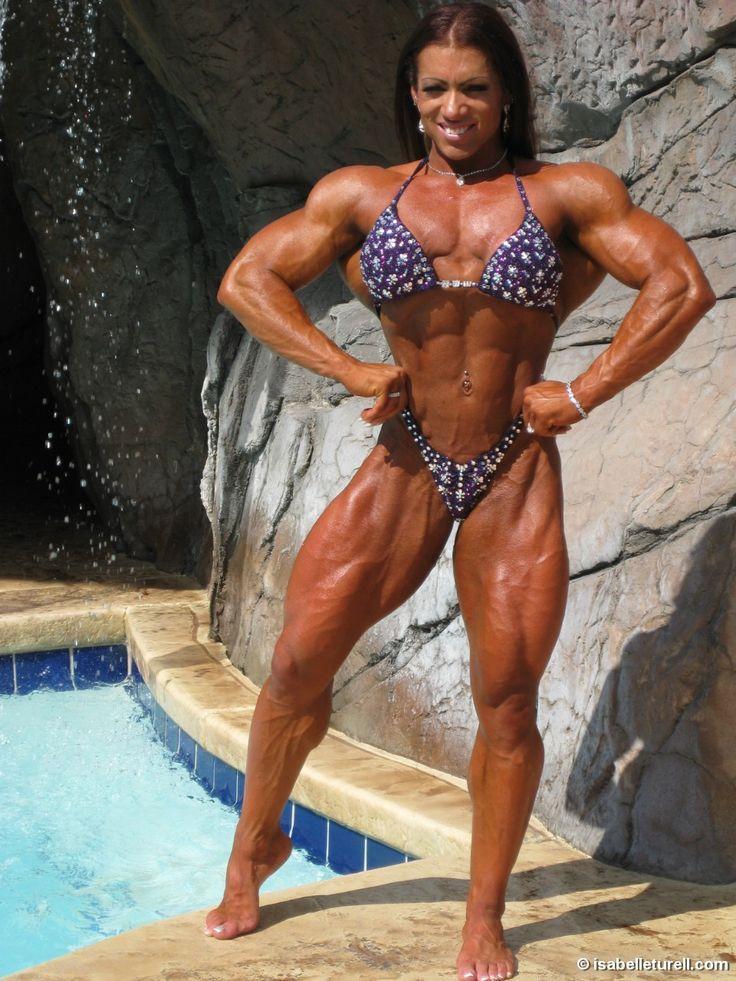 Muscular Women In The World 85