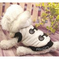Soft Comfortable Hot Sale Fur Hooded Coats For Dogs