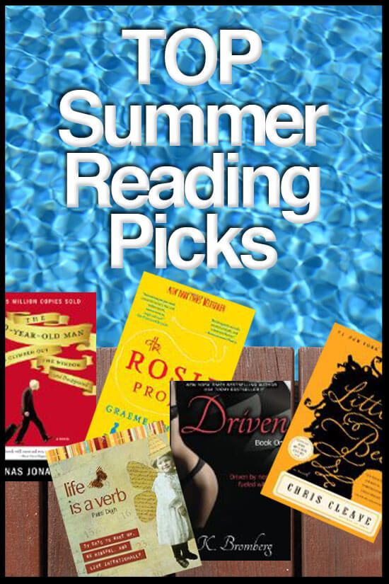 30 best books i want to read images on pinterest books to read top summer reading picks from 20 bloggers fandeluxe Images
