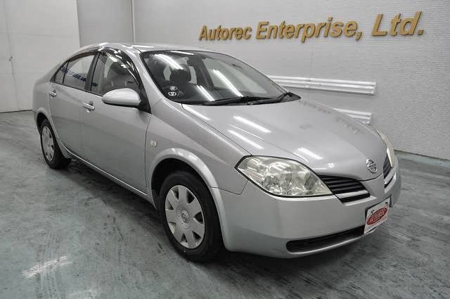 2003 Nissan Primera