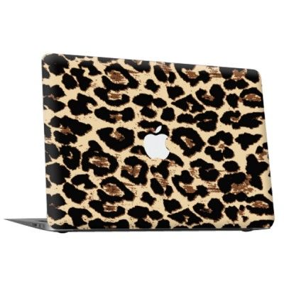 gah....loving these macbook skins. more cute designs, too! ON SALE for 2 more days! #computer #leopard #cute