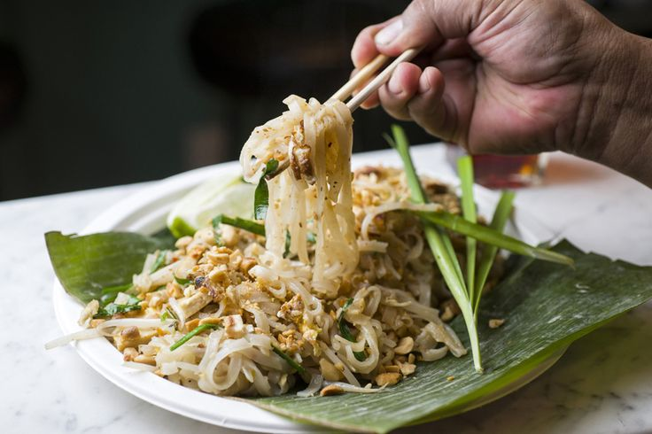 Pok Pok Phat Thai - Teeny tiny spot on the Lower East Side dedicated to the best pad Thai