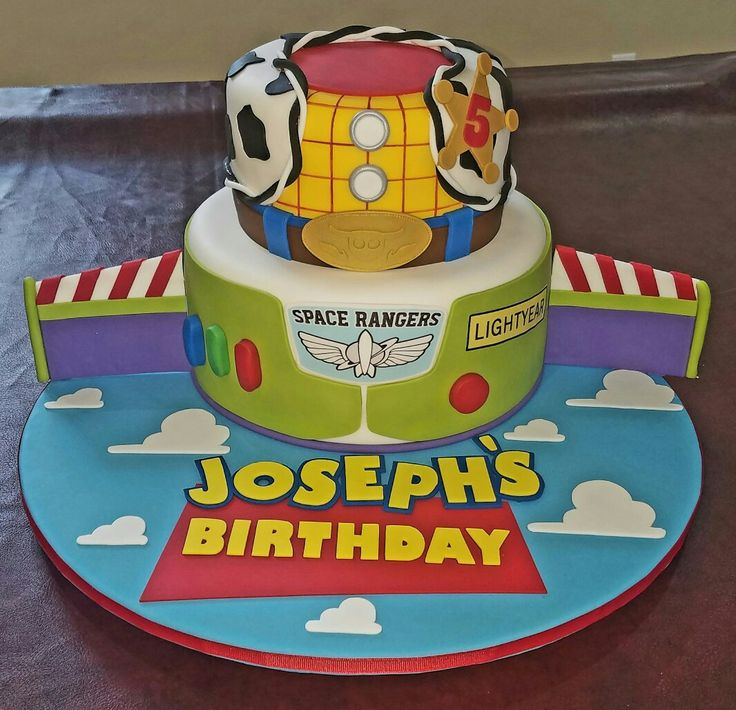 Birthday Cake Toy : The best toy story cakes ideas on pinterest
