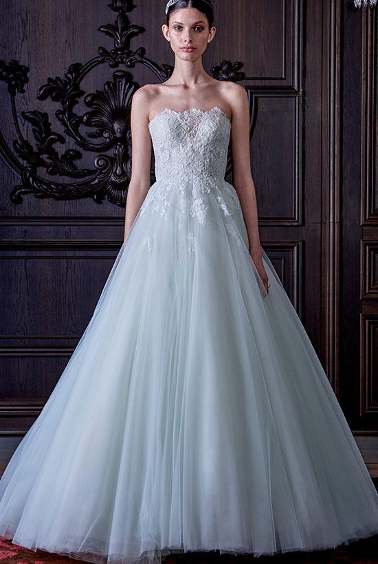 86 best Monique Lhuillier images on Pinterest | Wedding frocks ...