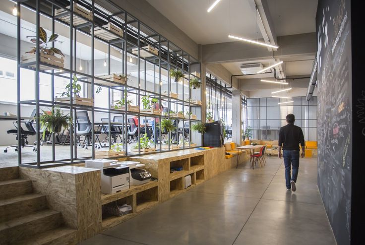 Habita Coworking Offices – Istanbul