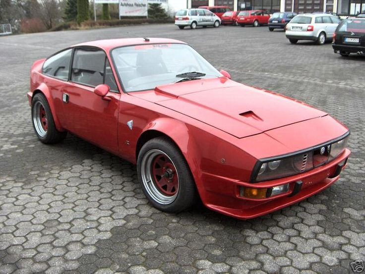 /Alfa Romeo Junior Zagato