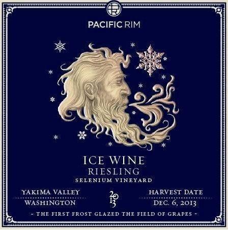 2013 Pacific Rim Ice Wine Riesling 375mL