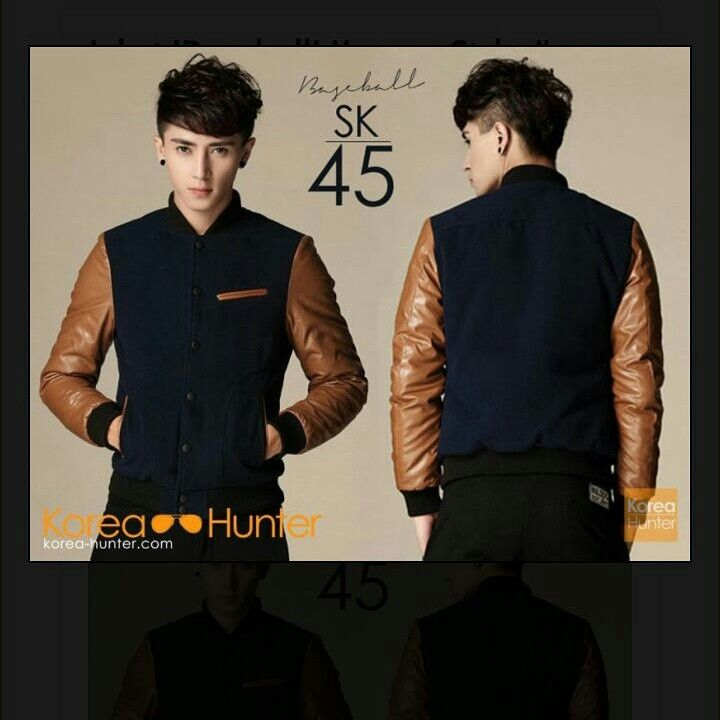 Jaket baseball sk-45 | bahan cutton fleece + metalic | rrady size S M L XL | SMS/WA 085701111308 | BBM D25C521D