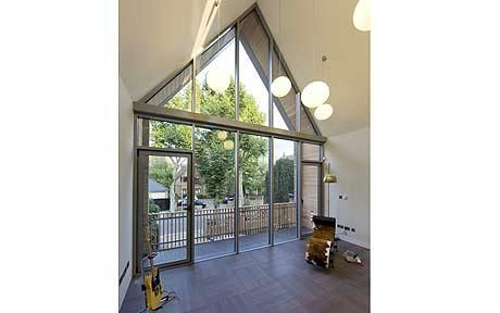 House Addition Glass Walls | Glass walls add space and value