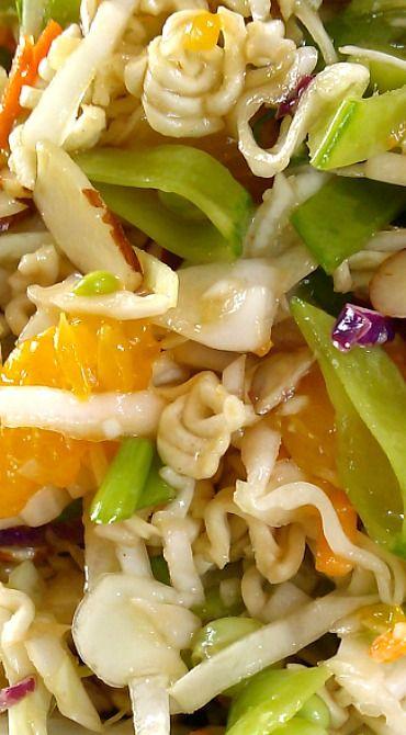 Crunch Oriental Ramen Salad