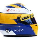 Marcus Ericsson - Helmet 2015