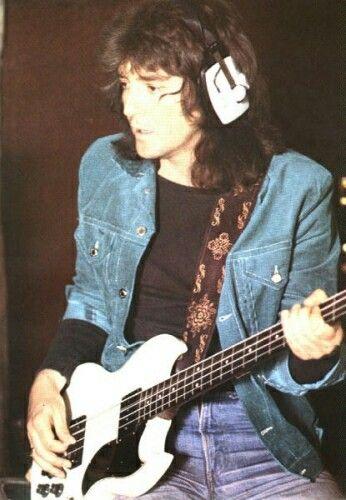 Bob Daisley. Recording the Blizzard of Ozz, 1980.