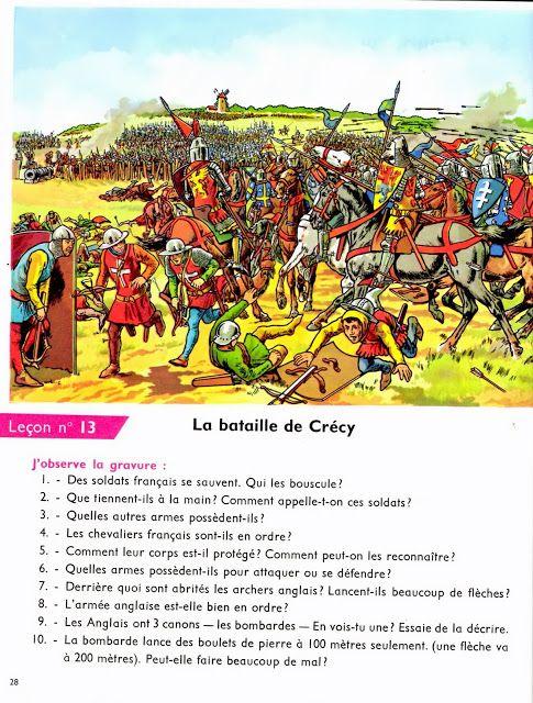 IRH 13 La bataille de Crécy