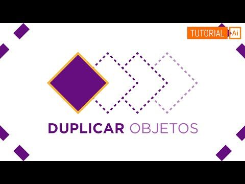 Duplicar Objetos - Tutorial Adobe Illustrator [Principiantes] - YouTube