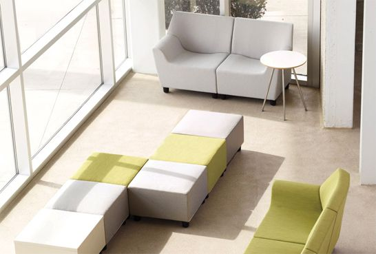 72 Best Images About Modular Cushions Ottomans Poufs On