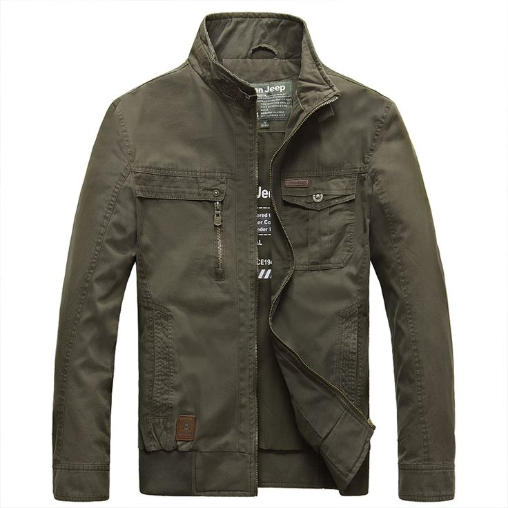 Best jacket brands for men