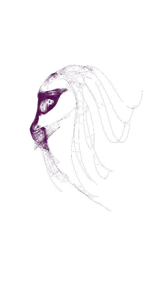 #art #blackandwhite #sketch #doodle #expression #artoftheday