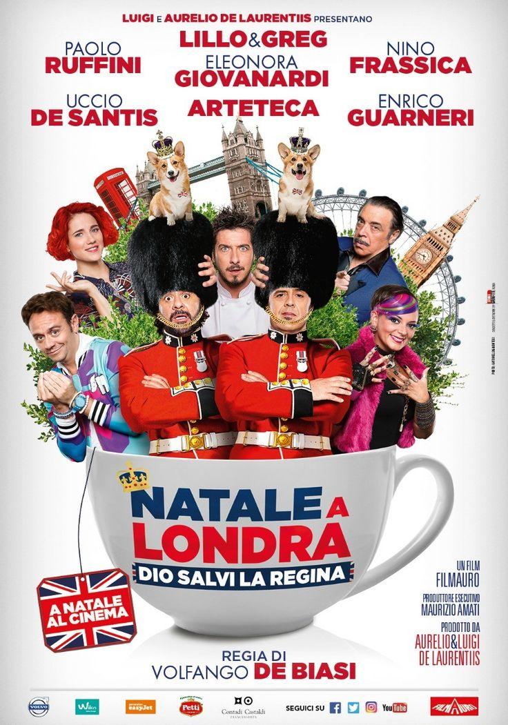 NATALE A LONDRA STREAMING FILM ITA 2016 | FILM STREAMING HD
