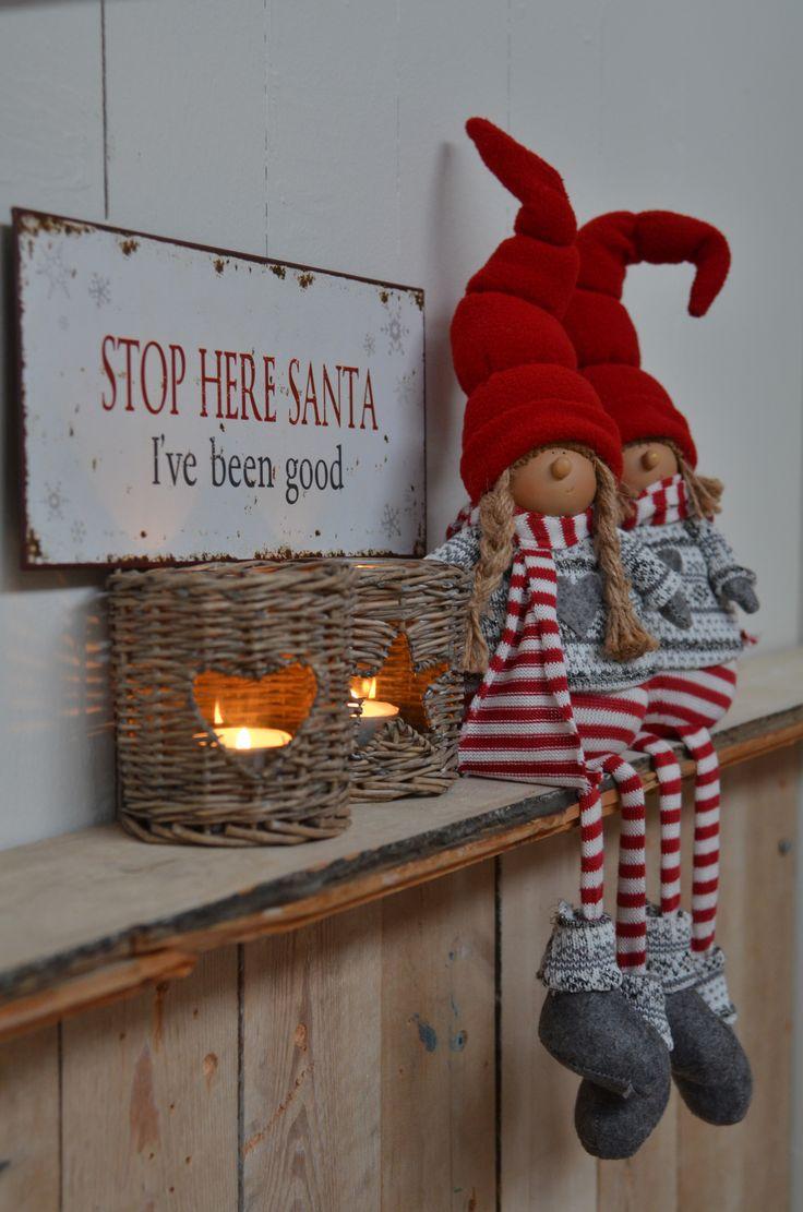 For Santa.......      Aline ♥ Christmas