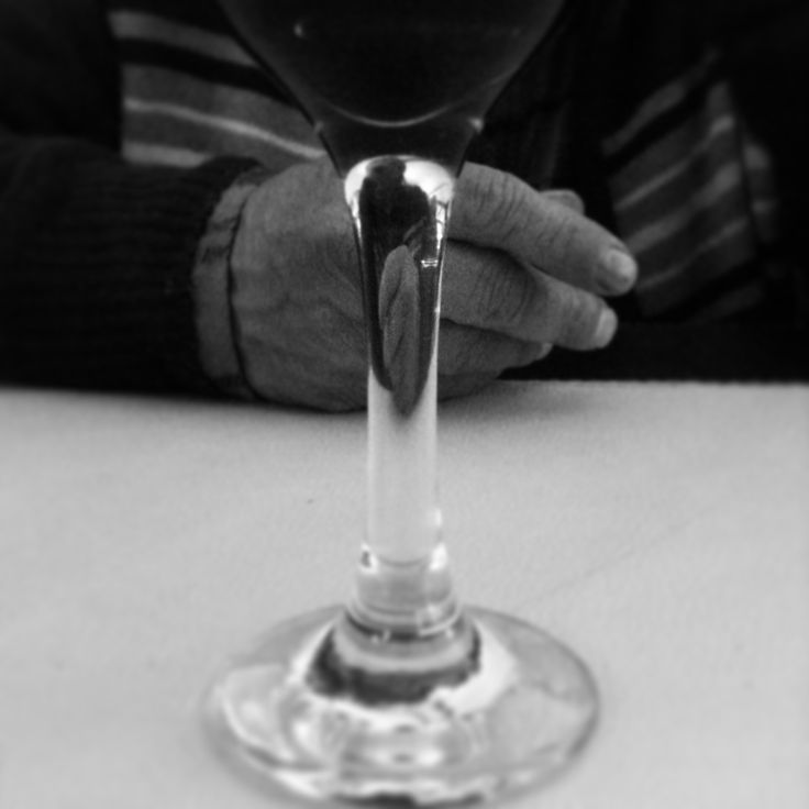 #wine #hands #father