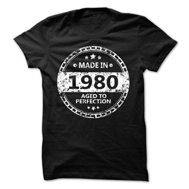 MADE IN 1980 ᗛ AGED TO PERFECTION CIRCLEMADE IN 1980 AGED TO PERFECTION CIRCLEbirthyears, born in, age, lifestyle,country, vintage, aged to perfection