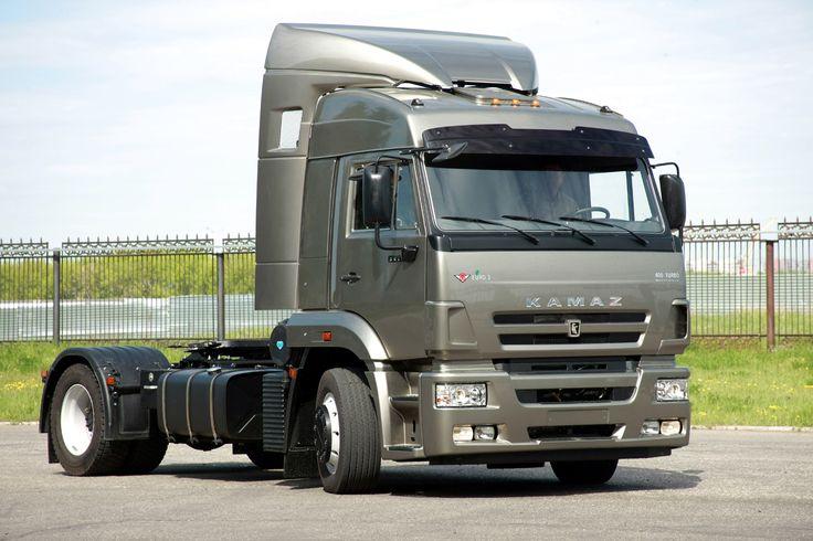 european+big+trucks | East Europe Auto : KAMAZ trucks with new style