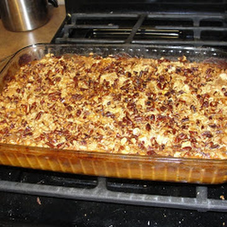 Vanilla Cake Mix Pumpkin Puree