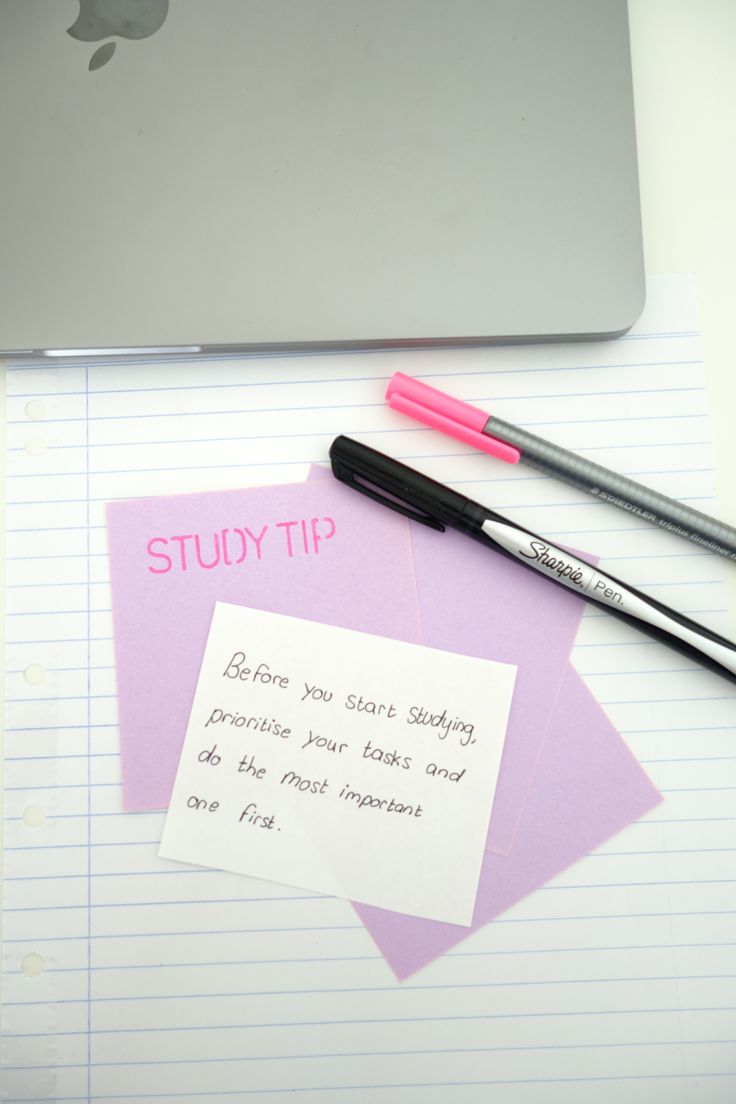 How to get straight A's in high school Study, Study tips