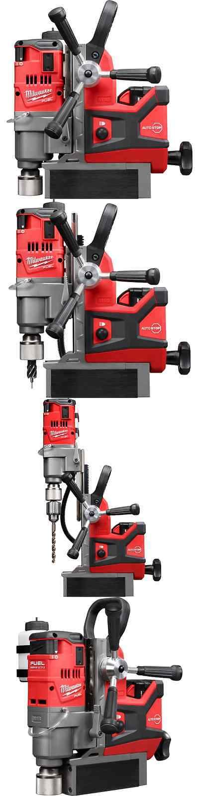 Combination Sets 177000: New Milwaukee 2787-22 M18 18 Volt Fuel 1 1 2 Magnetic Drill Complete Kit And Case -> BUY IT NOW ONLY: $1300 on eBay!