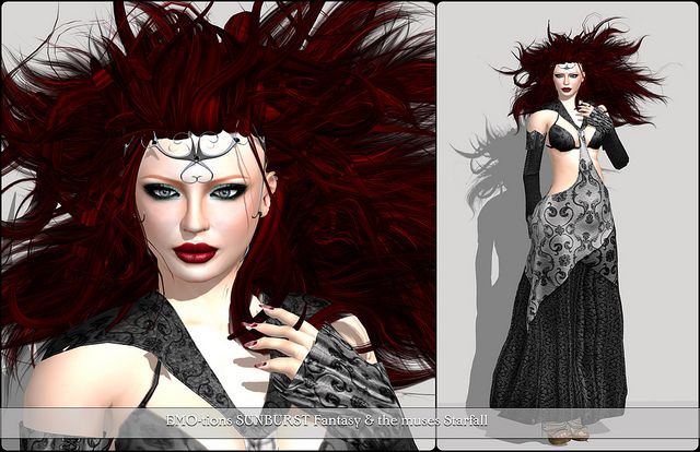 Fantasy Faire – The Muses, Musa and EMO-tions