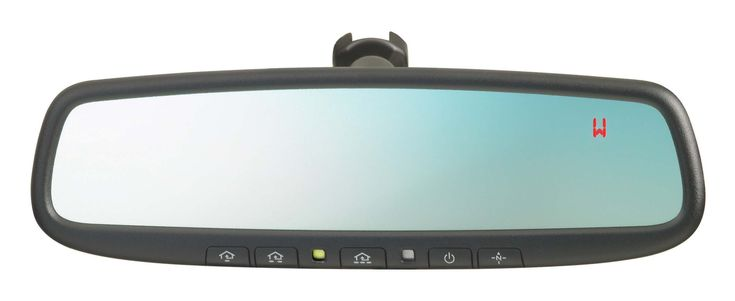 2015 Subaru Outback rear-view mirror
