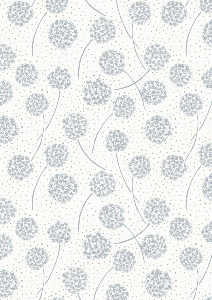 A59.4 Silver dandelions