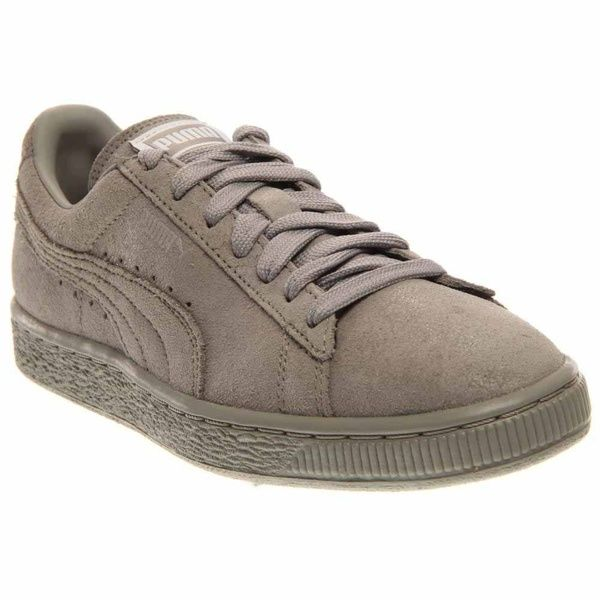 Puma Womens Suede Classic Matte and Shine Athletic