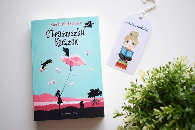 Reading-my love: Mechthild Gläser, Strażniczka Książek