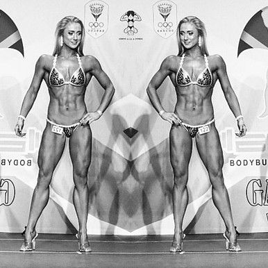 She's so nice  you gotta look at her twice!  @yolande_parsons     __________________________________  #girlsthattrain  #nevergiveup #work #motivation #BEMOTIVATED #gymmotivation #fitgirls #fitspo #success #fitness #bestrong #fitnish #girlswholift #fitnessgirls #model  #fitnessmotivationdaily #fitfluential