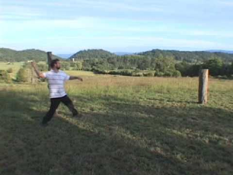 How to Throw a Knife With No Spin or Thorn-Style: Combat Knife Throwing with Ralph Thorn