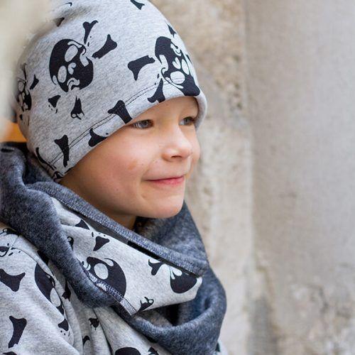 Halálfejes sapka - Bozoki Kids Fashion