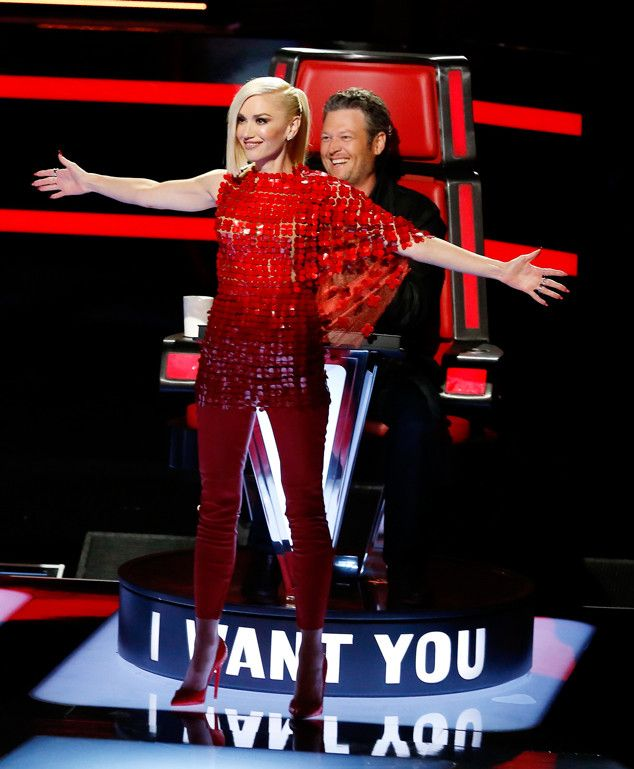 Gwen Stefani Breaks Silence About Blake Shelton Relationship After They Step Out Together as a Couple   E! Online Mobile