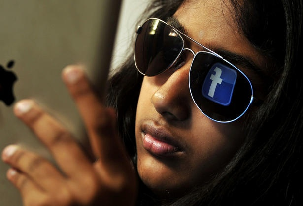 Hey, forget the Facebook Phone... Let's do Facebook Shades